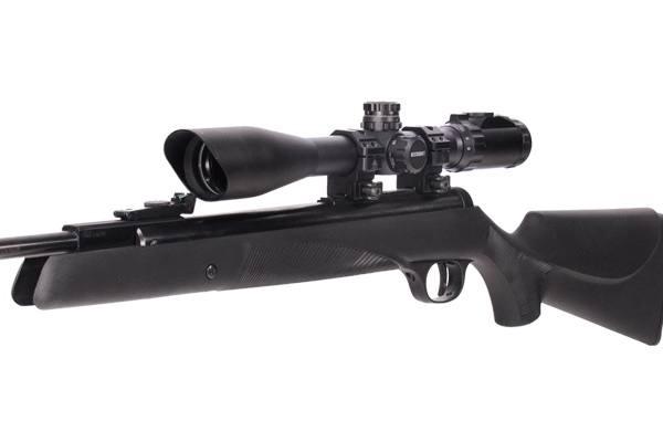 Кольца UTG (Leapers) RQ2D3154, 30 мм,,среднепрофильные , для малокалиберных  и пневматических винтовок