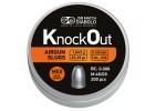 Пули для пневматики JSB KnockOut Slugs 5,49мм (.216) 1,645г (200 шт)