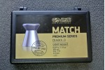 Пули для пневматики JSB Match Premium Light 4,5мм 0,475гр (200шт)