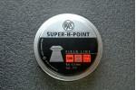 Пули для пневматики RWS Super-H-Point 4,5мм 0,45гр (500шт)
