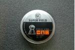 Пули для пневматики RWS Super Field 4,5мм 0,54гр (500шт)