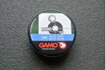 Пули (шарики) для пневматики Gamo Round 4,5мм 0,53г (250шт)