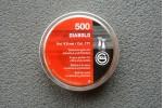 Пули для пневматики RWS Geco 4,5мм 0,45г (500шт)