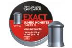 Пули для пневматики JSB Exact Jumbo Monster Diabolo 5,52мм 1,645г (200шт)