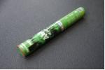 Факел дымовой зеленый МПД8