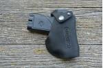 Кобура для аэрозольного пистолета Пионер, кожа