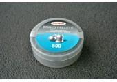 Пули Люман Domed Pellets 4,5мм 0,57г (500шт)