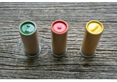 Набор сигнальных патронов 26мм (желтый, красный, зеленый) 3шт