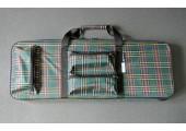 Чехол оружейный Иглу УН 100 размер 1000*300 шотландка, с лямками