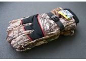 Перчатки охотника и рыбака зимние, камуфляж