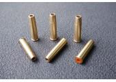 Картридж для револьверов под шарики и пули, латунь (6шт)
