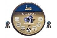 Пули для пневматики H&N Baracuda Match 5,52мм 1,38гр. (200 шт)