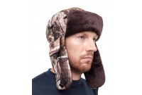 Шапка утепленная Baikal Warm Hat Real Tree APHD M