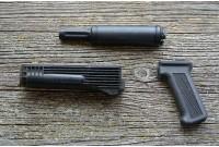 Комплект на АК-103 (газовая камера, рукоять, накладка на цевье)
