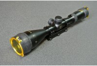 Прицел Nikko Stirling серии AIRKING 3-9x42 AO halfmil-dot, без подсветки, моноблок призма 11мм