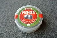 Пули Люман Pioneer 4,5мм 0,3г (550шт)