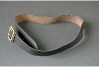 Ремень офицерский кожаный, пряжка- латунь (оригинал)