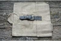 Чехол для малой саперной лопаты, оригинальный 1940 года. Ремень нат. кожа