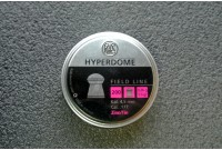 Пули для пневматики RWS Hyperdome 4,5мм 0,36гр (200шт)