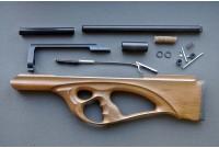 Комплект Буллпап для Umarex Walther 1250 Dominator (массив бука, масло, палисандр) KBDM-BMP