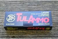 Патрон 7,62x54 шумовой холостой (TulAmmo) 20шт