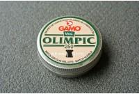 Пули для пневматики Gamo Olimpic 4,5мм 0,49г (250шт)