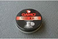 Пули для пневматики GAMO Match 4,5мм 0,49гр (250 шт)