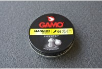 Пули для пневматики Gamo Magnum 4,5мм 0,49г (250шт)