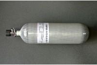 Баллон ВД  ALSAFE композиционный 6,8л для PCP винтовок, с манометром (Китай)