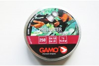 Пули для пневматики GAMO Pro Hunter 5,5мм 1,0гр (250 шт)