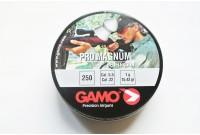Пули для пневматики GAMO Magnum 5,5мм 1,0гр (250 шт)