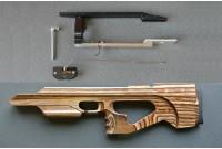 Комплект Буллпап для Weihrauch HW 100 (оружейный ламинат, масло) KBWH-LM