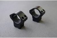 Кольца TS-300 GAMO 30мм средние на планку 9-11 мм