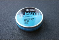 Пули для пневматики JSB Match Diabolo S100 4,49мм 0,535г (500шт)