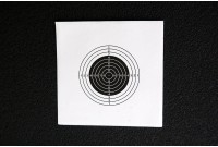 Мишень для пневматики №8 80*80мм, бумага 140г, 500шт