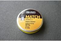 Пули для пневматики JSB Match Diabolo Middle 0,52гр. кал. 4,5мм (500шт)