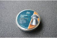 Пули для пневматики H&N Baracuda Light кал. 4,5мм 0,62г (400 шт)