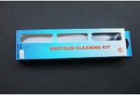 Набор для чистки оружия кал.4,5 мм, металл. шомпол, в коробке