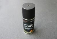 Краска оружейная Оникс термо полимерная 210мл черная ГЛЯНЕЦ