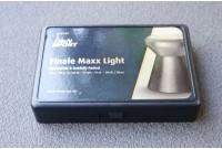Пули для пневматики H&N Finale Maxx Light 4,5 мм 0,51г (200 шт)