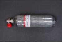 Баллон композитный ВД ALSAFE 4,7л с манометром