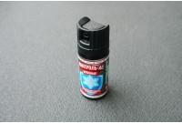 Газовый баллончик Антидог (Контроль-АС) струйно-аэрозольный с ментолом и маркером (красный),  65мл