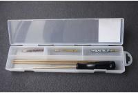 Набор для чистки оружия PATRIOT латунный шомпол 4,5мм