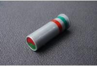 Патрон сигнальный 26мм (4к) 80мм двухзвездный Красно-Зеленый 1шт, Бердск