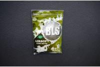 Шарики для страйкбола BLS 0,43 (1кг/уп, белые)