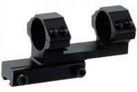 Кронштейн Leapers с кольцами 25,4мм средний на призму  со смещением 38мм (RGPMOFS38-25H)