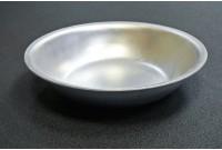 Тарелка алюминиевая глубокая 19,5см