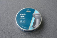 Пули для пневматики H&N Match Light 4,5 мм 0,51г (500шт)