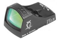 Коллиматорный прицел DOCTERsight III автояркость + 3 ручн.режима, паралакс 40м, точка 3,5MOA, 25гр., цвет - черный