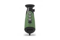 Тепловизионный монокуляр Xeye E3m матрица 384х288, ø19мм, зум х2, поле°19х14, батарея до 7ч, обнаруж.1259, зеленый, 400г